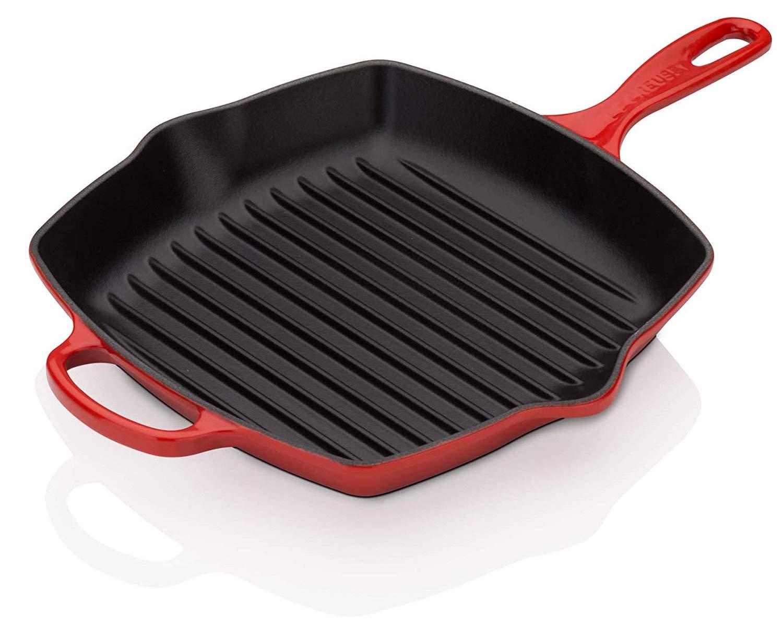 Le Creuset Cast Iron Grill Pan 26cm