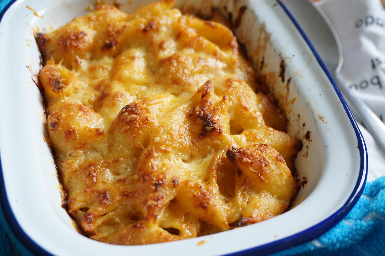 Baked Mac n' Cheese