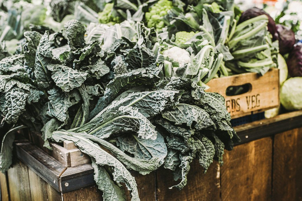 The great-hair diet: foods that keep the hair healthy