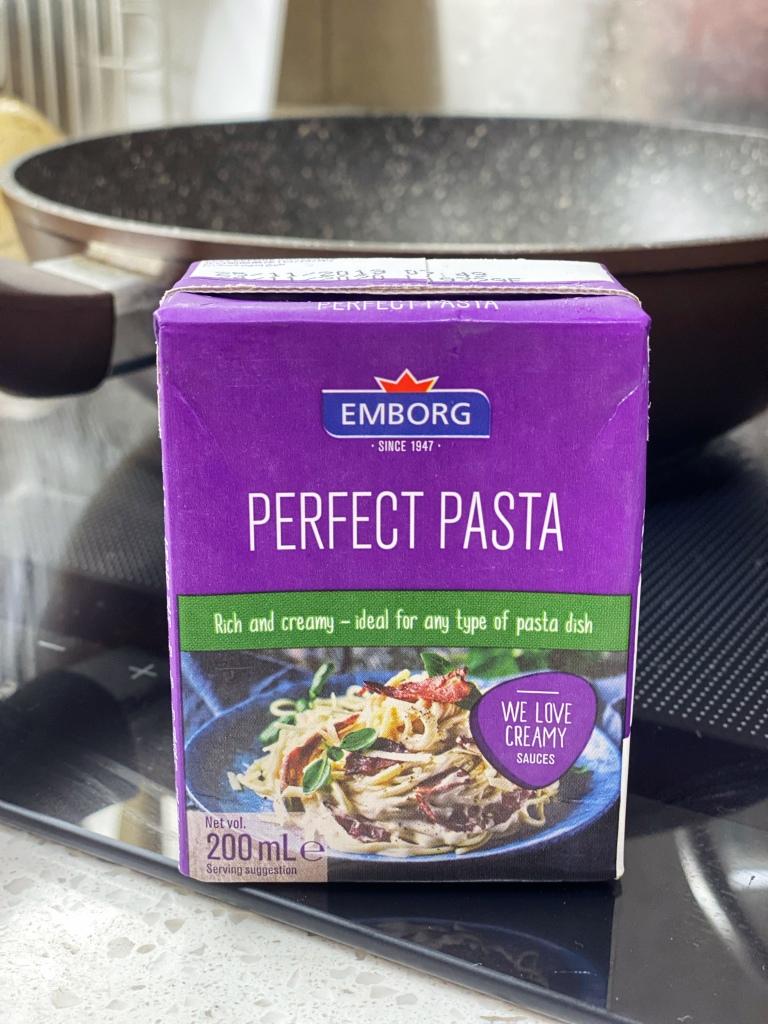 EMBORG Perfect Pasta cream